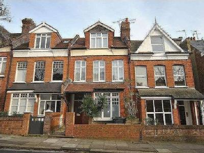 Nelson Road, Crouch End, N8 - Garden