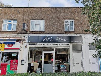 Al's Place, Chequers Way, Palmers Green