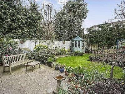 Woodfield Road, W5 - Patio, Garden