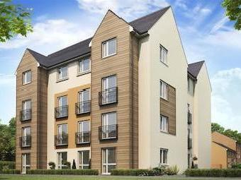 Plot Messina Court At Paper Mill Gardens, Off Harbour Road, Portishead Bs20