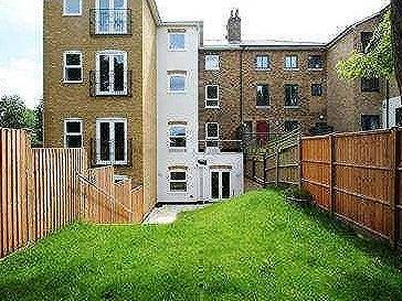 Flat for sale, Widmore Road - Garden