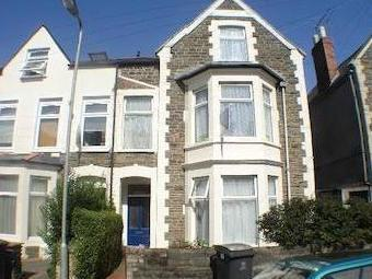 Gordon Road, Cardiff Cf24