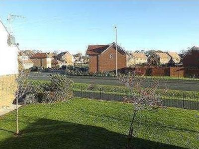 Flat for sale, Ayrshire Close - Patio