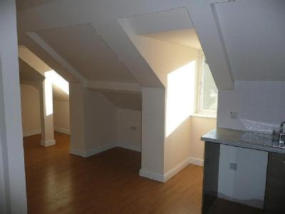 Flat to let, Durham Road - Conversion