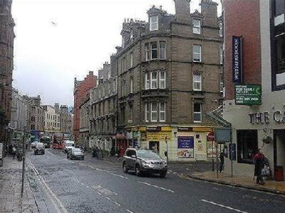 Gellatly Street Dundee - Furnished