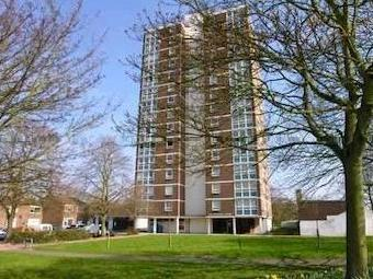Willow Field Tower, Harlow, Essex. Cm18