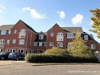 Lovell Court, Parkway, Holmes Chapel. Cw4