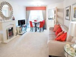 Typical Bedroom At Constance Place, Knebworth Sg3