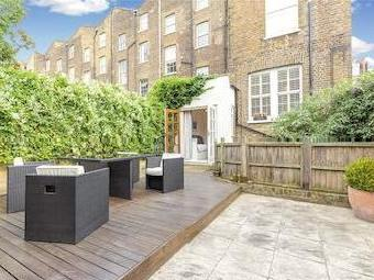 Flat for sale, Offord Road N1 - Patio