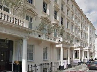 Eaton Square Sw1w - Listed, Lift