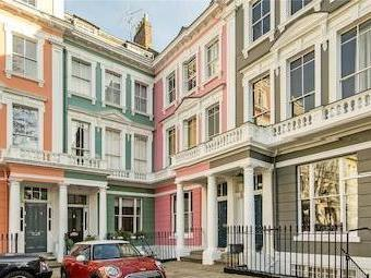 Chalcot Square Nw1 - Freehold, Garden