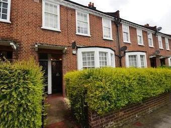 Swaby Road Sw18 - Furnished, Garden