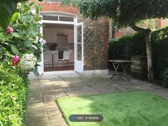 Barnard Road Sw11 - Reception, Garden