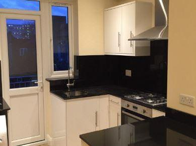 Flat to let, Moray Road - Conversion