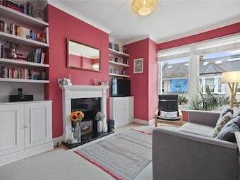 Glengall Road Nw6 - Reception