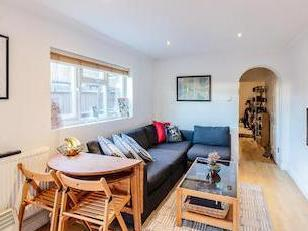 Garratt Lane Sw17 - Modern, Furnished
