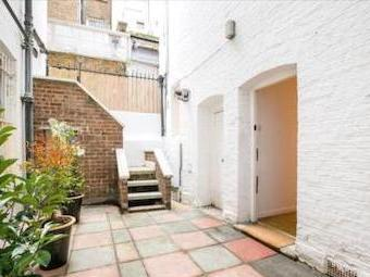 Avonmore Road W14 - Furnished, Patio