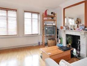 First Floor Flat, Fulham Palace Road W6