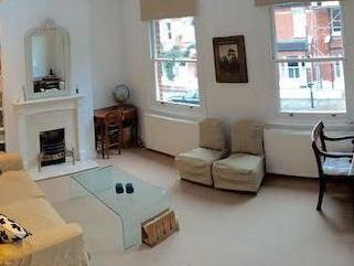 Flat to let, Tasso Road W6