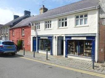 Electric House, Castle Street, Newcastle Emlyn Sa38