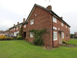 Lupton Road, Sheffield, South Yorkshire, England S8