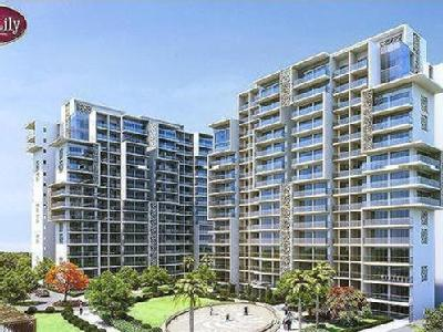 2BHK Parker Vrc White Lily Residency, Sector 8, Sonipat