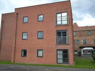 Hartley Court, Stoke-on-trent St4