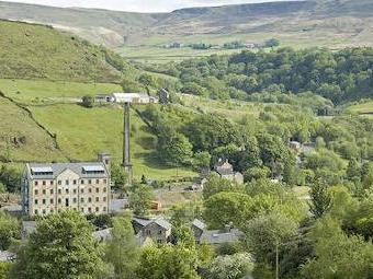 Woodhouse Mill, Woodhouse Road, Todmorden Ol14