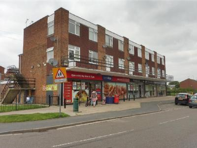 Frobisher Road, Rugby, Cv22 - Balcony