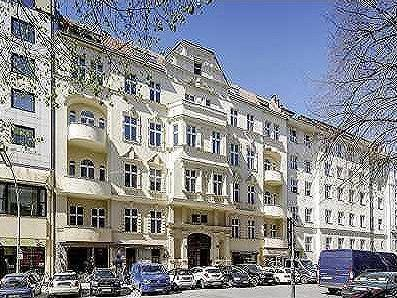 Marburger Straße, Charlottenburg, Berlin