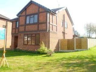 Wordsworth Close, Hawarden, Deeside Ch5