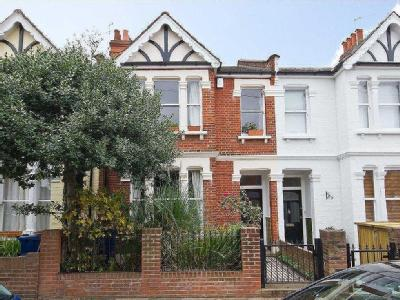 Hereford Road, W3 - Fireplace