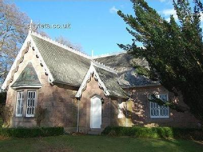 By Cluny Castle, Monymusk, Aberdeenshire, Ab51