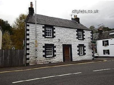 Burrell Street, Comrie, Perthshire, Ph6