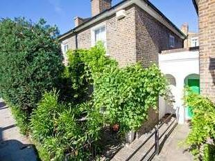 St Peters Grove, W6 - Garden, Cottage
