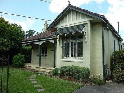 House to rent Hornsby - High Ceilings
