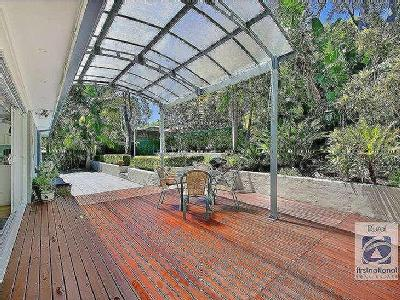 House to buy Gardiner Road - Air Con