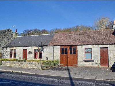 Main Street, 'anvil Cottage' And Shop Unit Crossford, Dunfermline Ky12