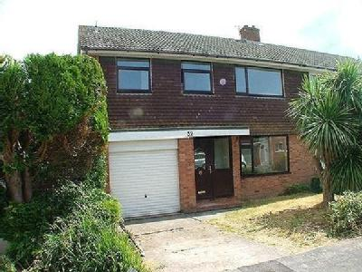 4 bedroom house to rent - Garden