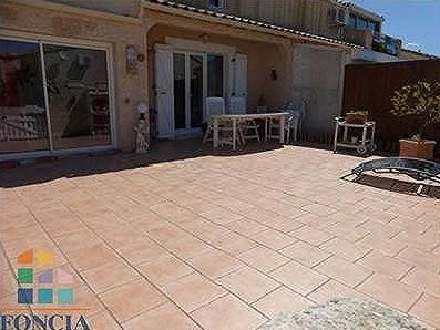 Gruissan, Languedoc-Roussillon - Terrasse