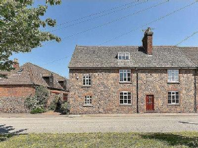 Leicester Road, Quorn, Le12 - Listed