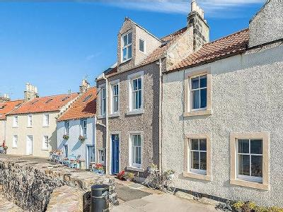 Dolphin Cottage, West Shore, Pittenweem Ky10
