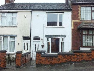 Louise Street, Stoke-on-trent, St6