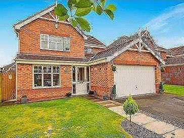 Blue Cedar Drive, Streetly, Sutton Coldfield, West Midlands, B74