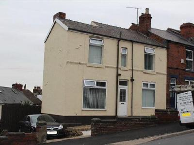 Jenkin Road, Sheffield, S5 - Terrace