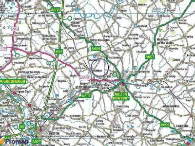 Welby, Melton Mowbray, Leicestershire