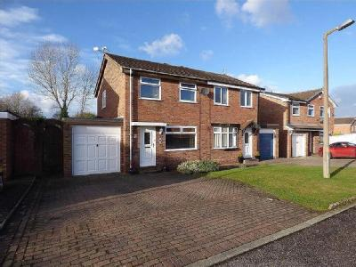 Langdale Close, Winsford, Cw7 - Patio