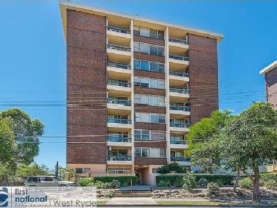 West Parade, West Ryde - Balcony