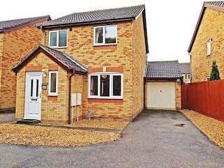Lamport Drive, Huntingdon, Cambridgeshire Pe29