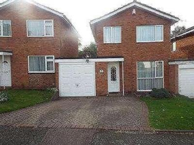 Lingham Close, Solihull, West Midlands, B92